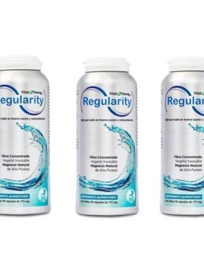 Regularity x3
